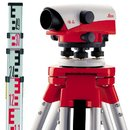 Leica NA724 Automatic Level Package