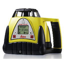 Leica Rugby 270 Laser Level - RE Plus & Alkaline Batteries