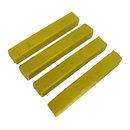 Yellow Road Marking Crayon - 12pcs