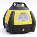 Leica Rugby 50 Laser Level - RE Plus and Alkaline Batteries