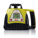 Leica Rugby 260 Laser Level - RE Digital & Alkaline Batteries